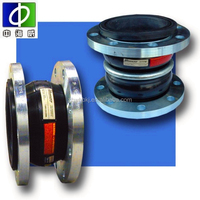 high pressure rubber stainless steel pipe expansion joints