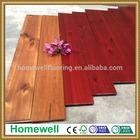 asiáticos madeira sólida de acácia madeira revestimento de tira