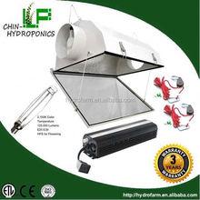 smart hydroponics 400w 600w 1000w indoor grow light kit/custom hydroponic system