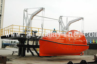 parts of lifeboat provide for life boat