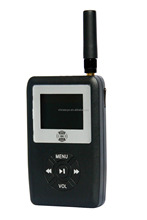 Portable Wireless Tour System Audio Guide for Museum