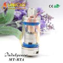 5ml oil storage tank Indulgence MT-RTA oil tank free e-liquid bottle