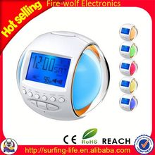 Fire-wolf Trending Hot Products LCD Electronic Clock