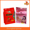 Printable Plastic Grocery Bags packaging Wholesale For Food / Snack / Juice / Jelly / Nuts / Spice