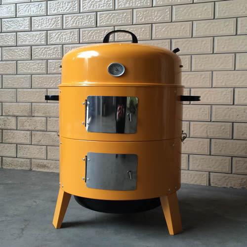 バーベキューチャコールグリル,BBQオーブン,BBQ炭入れ,コンロ ,簡単なBBQグリル