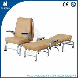 BT-CN005 Best Quality luxury nursing home care accompany folding bed