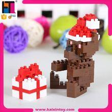 hot new products for 2015 china import toys plastic diamond blocks nano block toy