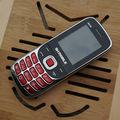 Tiempo en espera 60 día 4000 mha teléfono móvil 1.8' teléfono móvil yxtel