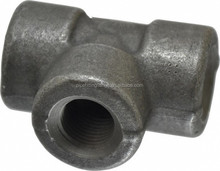 ansi Malleable iron TEE pipe fitting