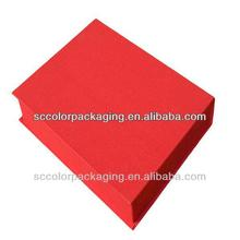 Big red box, classics boxes, books packing box