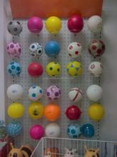 kids use mini pvc basketball toy sports ball set