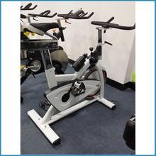 snow white exercise bike, spinning bike, exercise walking machine