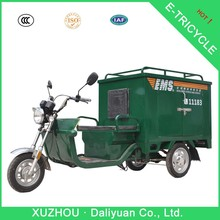 electric cargo motorcycle truck 3-wheel tricycle motorcycle in india