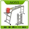EN131 escaleras aluminio plegables