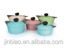 new style korea cookware die cast aluminum korea kitchenware/korea ceramic soup pots /korea pan
