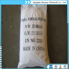 Factory price of white crystal Paraformaldehyde 96% min