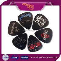Personalized Black Custom Guitar Pickup