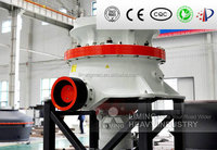 Large Capacity cone crusher mesto and sandvic prices