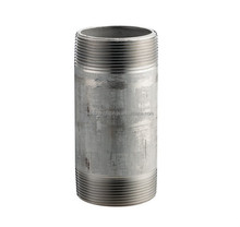 ANSI B1.20.1 electric galvanized carbon steel pipe nipple