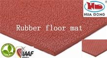 sport floor gym floor used rubber mat