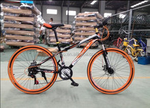 2014 Best Style of GIANT QUALITY Carbon Mountain Bike / Full 26inch suspension carbon mountain Bicyles