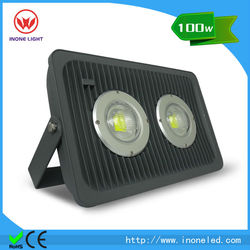 China factory IP67 MEANWELL Driver 100w Cool white led flood light youyi