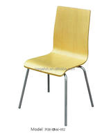 Newly Designed Japanese Style Restaurant Wooden Dining Chair(FOH-XM44-052)