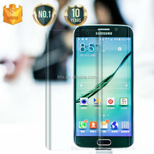 New arrival !100% full cover anti scratch TPU screen protector for Samsung galaxy S6 edge