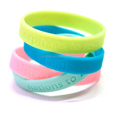 Event/party/wedding supplies, promotional gifts silicone wristbands