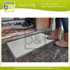 High quality large size dirt removing house entrance rubber mats