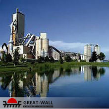 Efficient cement plant manufacturer in China