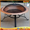 Cheap round steel fire pit/fireplace/fire bowl