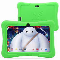 """shockproof silicone case for 7"""" Quad Core Android Kids Tablet, rugged silicone case for Dragon Touch 7"""" tablet, kids proof case"""