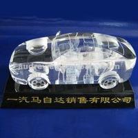 Audreyia crystal 3d car model