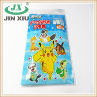 Cartoon pattern candy and toy plastic sachet for storage