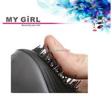 2015 My girl healthcare disposable comb,tangle brush/hair teezer