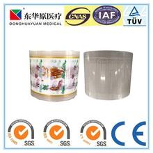 TCM plastic film