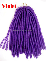Hot sale high quality Dreadlock Braids synthetic braiding hair Braiding Hair