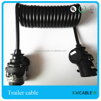 trailer light cable for ISO 1185
