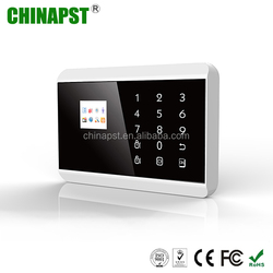 touch Panel keypad 99 Wireless & 2 Wired cheap wireless alarm systems home PST-PG992TQ