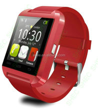 Smart Watch 2011 rubber digital watches color led alarm