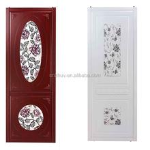 uv mdf panel for furniture wardrobe sliding main gate designs in wood room door