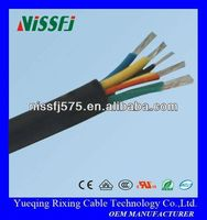 electric wire/cable/scrap UL 2464 PVC insulation electronic wire