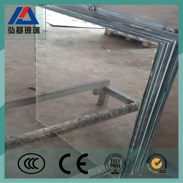 Thin mirror glass for ikea dressing from china factory for Thin dressing table
