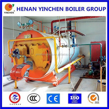 China supplier fully automatic gaz fired boiler and waste oil types gas heaters