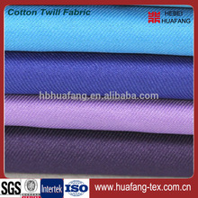 Hebei Huafang hot sale textile China supplier TC 65/35 workwear fabric