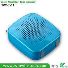 wireless microphone portable voice amplifier car power amplifier with USB/SD/MP3