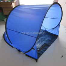 Customized promotional traveling camp tent