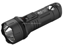 2015 new product mini 1w high power rechargeable Led torch light with dual way