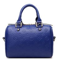 Hardware accessory waterproof bags handbag, best selling retail items customized design brand leather handbag